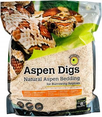 Galapagos Aspen Digs Shavings Bedding
