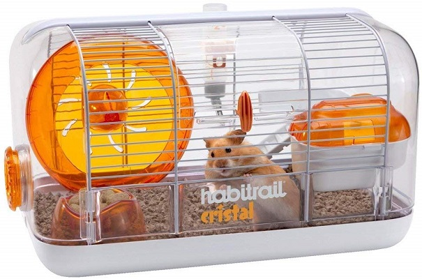 Habitrail Cristal Hamster Cage