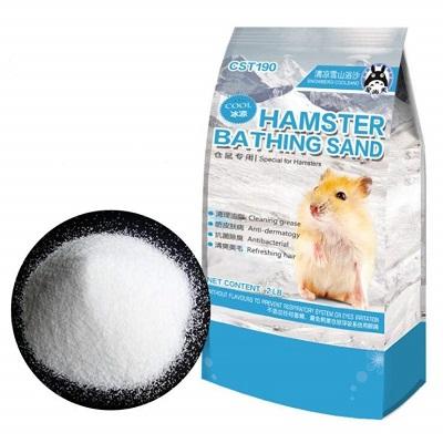 Hamster Bathing Grooming Sand
