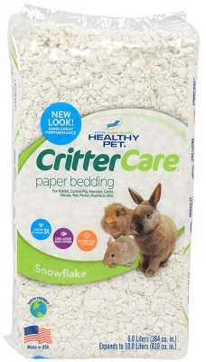 Healthy Pet Critter Care Ultra Bedding