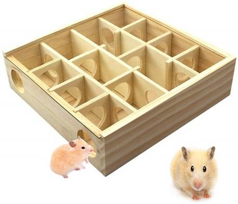 Hkim Hamster Maze