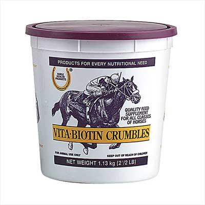 Horse Health Products Vita Biotin Crumbles
