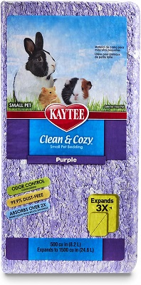 Kaytee Clean And Cozy Colored Small Animal Bedding