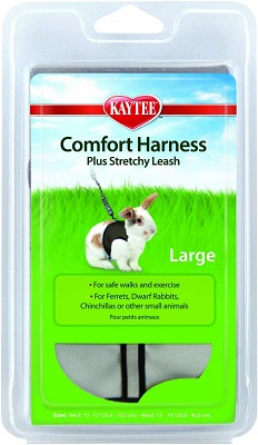 Kaytee Comfort Harness & Stretchy Leash
