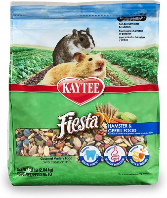 Kaytee Fiesta Hamster Food