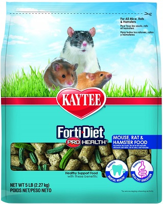 Kaytee FortiDiet ProHealth Rat Mouse Food