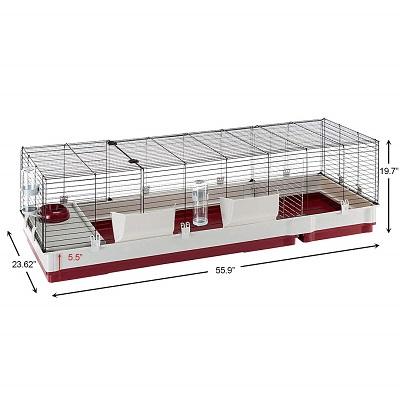 Krolik XXL Rabbit Cage wWire Extension