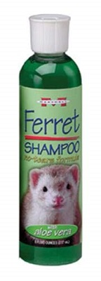 Marshall Ferret Aloe Vera Shampoo