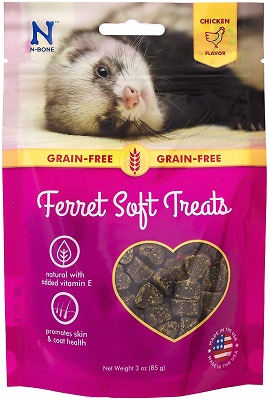 N-Bone Grain Free Chicken Soft Ferret Treats