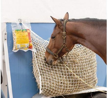 NEFTF Slow Feed Hay Net Bag (Full Day Horse Feeding)