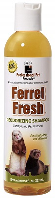 PPP Pet Ferret Fresh Deodorizing Shampoo