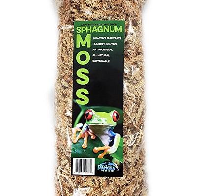 Pangea New Zealand Sphagnum Terrarium Moss