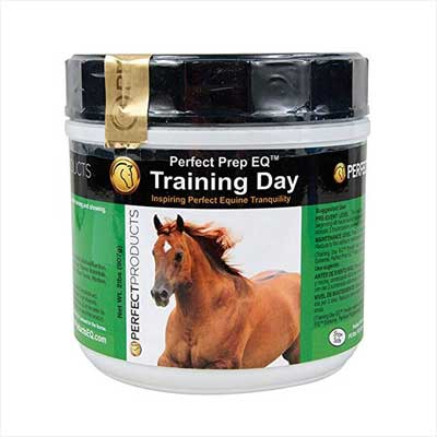 Perfect Prep Training Day Horse Calming Supplement