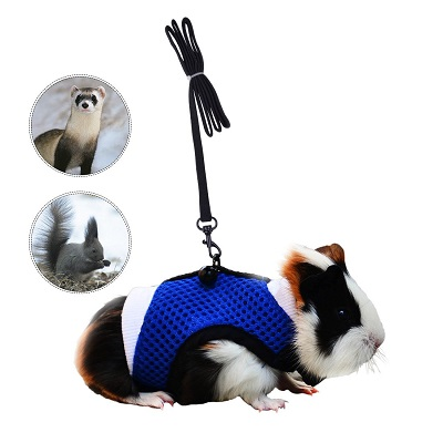 Persuper Soft Mesh Small Pet Harness