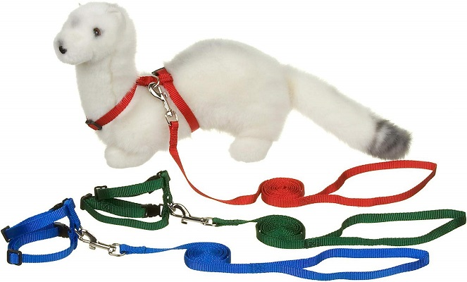 Petco Deluxe Ferret Harness and Lead Set