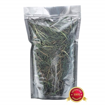 Rabbit Hole Hay Ultra Premium, Hand Packed Third Cut Timothy Hay