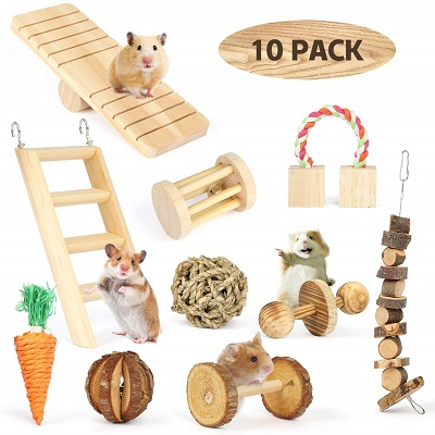 Rat Chew Toys