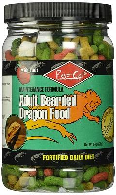 Rep-Cal Adult Bearded Dragon Food