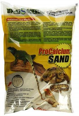 Reptile Sciences Pro Calcium Sand