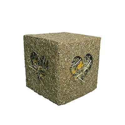Rosewood Naturals I Love Hay Cube