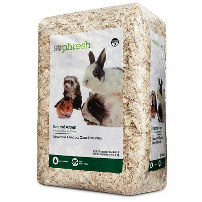 So Phresh Natural Aspen Small Animal Bedding