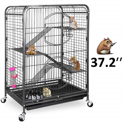 Super Deal 37.2″ Small Animal Cage