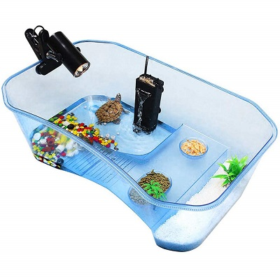Terrapin Aquarium with Platform