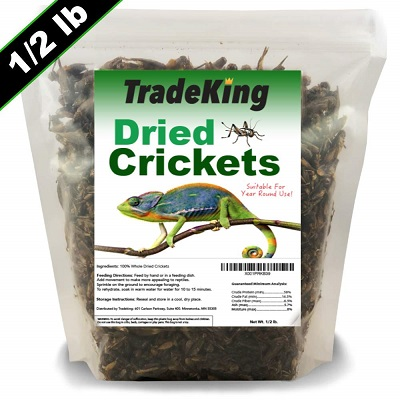 Tradeking Dried Crickets