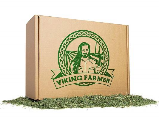 Viking Farmer Hay