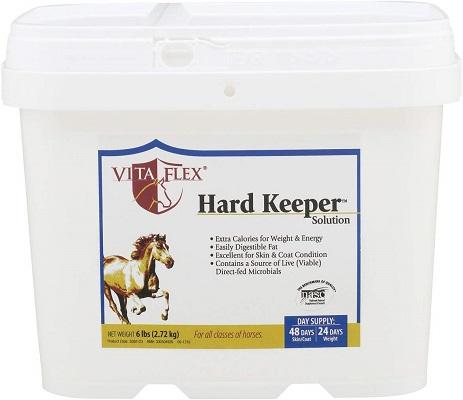 Vita Flex Hard Keeper Solution Horse Feed Supplement