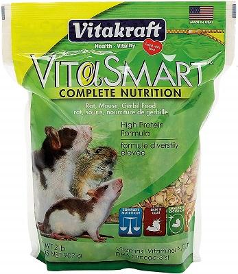 Vitakraft Vita Smart Rat Mouse Gerbil Food