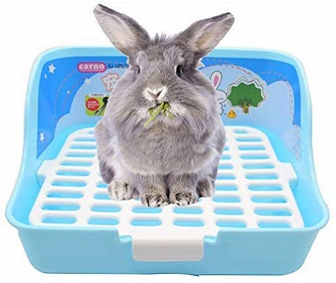 WYOK Rabbit Cage Litter Box
