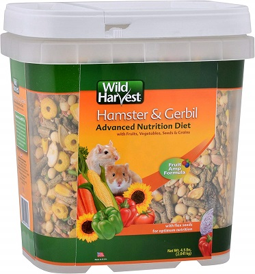 Wild Harvest Advanced Nutrition Diet for Hamsters