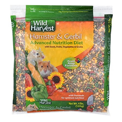 Wild Harvest Hamster and Gerbil Advanced Nutrition Diet