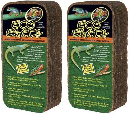 Zoo Med Eco Earth Bricks