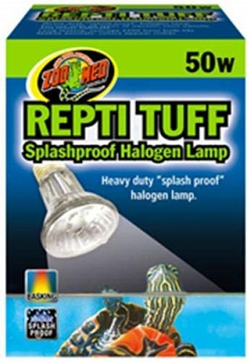 Zoo Med Turtles Heavy Duty Halogen Lamp