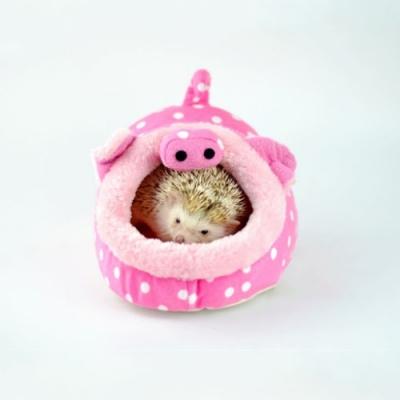 Winterworm Soft Plush Pet Cave Pet Bed