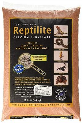 Carib Sea SCS00711 Reptiles Calcium Substrate Sand