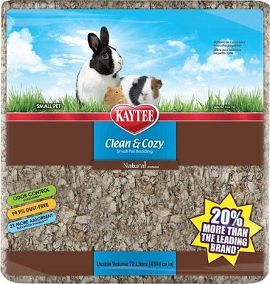 Kaytee Clean and Cozy Natural Bedding