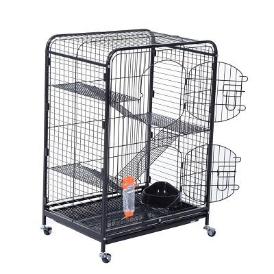 PawHut Indoor Pet Habitat