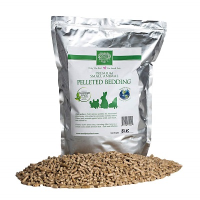 Small Pet Select Pellet Bedding