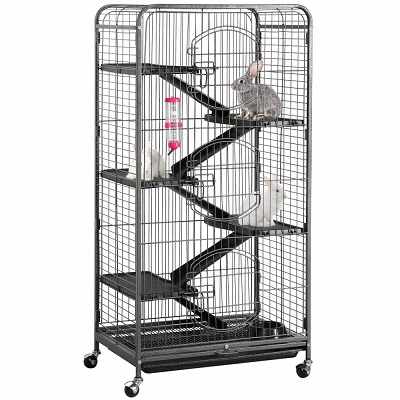 Yaheetech 52 Inch Metal Cage