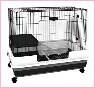 Mcage Large Indoor Small Animal Pet Habitat